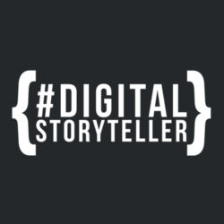 #DigitalStoryteller - Fleece Hoodie Design